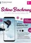 Telekom Partnershop  threeconcept GmbH & Co.KG Schöne Bescherung Dezember 2017 KW49