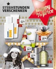 Parfümerie Pieper Happy Price Dezember 2017 KW49