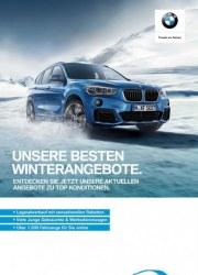 BMW Unsere besten Winterangebote Dezember 2017 KW49