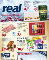 real,- Einmal hin. Alles drin Dezember 2017 KW50