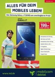 mobilcom-debitel Alles für dein mobiles Leben Dezember 2017 KW50