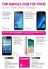 Telekom Partner Shop Sasel Top Handys zum Top Preis Dezember 2017 KW50