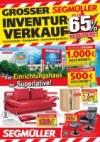 Segmüller Großer Inventurverkauf bei Segmüller Dezember 2017 KW50 3