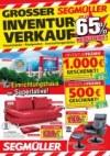 Segmüller Großer Inventurverkauf bei Segmüller Dezember 2017 KW50 5