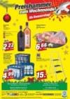 Marktkauf Preishammer zum Wochenende Dezember 2017 KW50 2