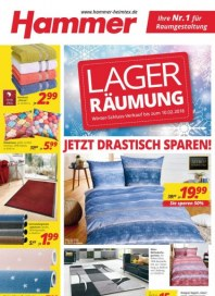 Hammer LAGERRÄUMUNG Dezember 2017 KW51