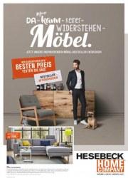 Hesebeck Home Company Möbel dein Leben auf Dezember 2017 KW51