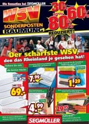 Segmüller WSV bei Segmüller Dezember 2017 KW52 2
