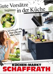 Schaffrath Gute Vorsätze beginnen in der Küche Dezember 2017 KW51 1