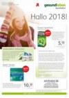 gesund leben Apotheken Hallo 2018 Dezember 2017 KW52 1