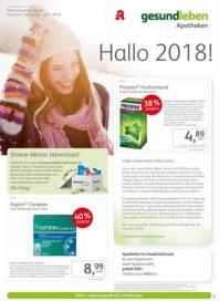 gesund leben Apotheken Hallo 2018 Dezember 2017 KW52 5