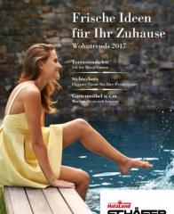 HolzLand Schäfer Frische Ideen für Ihr Zuhause - Wohntrends 2017 Januar 2018 KW01