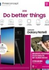 Telekom Partnershop  threeconcept GmbH & Co.KG Do better things Januar 2018 KW01