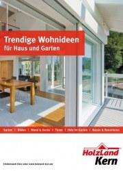 Holzland Kern Trendige Wohnideen für Haus und Garten März 2018 KW11