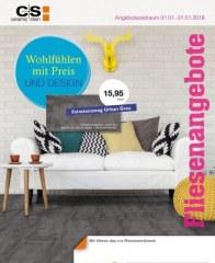 Hansa Fliesen & Sanitär GmbH Fliesenangebote Januar 2018 KW01