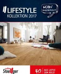 HolzLand Stoellger Lifestyle Kollektion 2017 Januar 2018 KW01