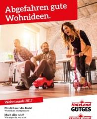 HolzLand Gütges Abgefahren gute Wohnideen Januar 2018 KW01