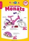 Toys''R''Us Fahrrad des Monats Januar 2018 KW01