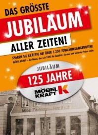 Möbel Kraft Das größte Jubiläum aller Zeiten Januar 2018 KW01