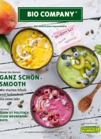Bio Company Ganz schön smooth Januar 2018 KW01