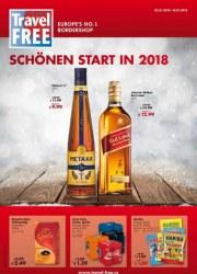Travel Free Schönen Start in 2018 Januar 2018 KW01