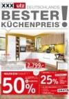 XXXL Möbelhäuser Deutschlands bester Küchenpreis Januar 2018 KW02