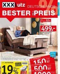 XXXL Möbelhäuser Deutschlands bester Preis Januar 2018 KW02