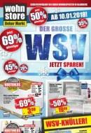 Dekor-Markt Der große WSV Januar 2018 KW02
