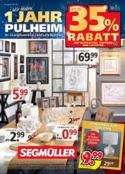 Segmüller Preisfeuerwerk - Schärfste Preise bei Segmüller Januar 2018 KW02 13