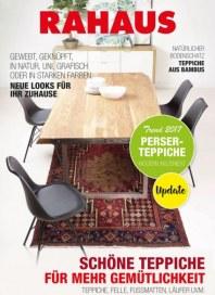 Rahaus Schöne Teppiche für mehr Gemütlichkeit Januar 2018 KW02