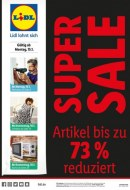 Lidl SUPER SALE Januar 2018 KW03