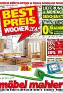Möbel Mahler Siebenlehn Bestpreiswochen 2018 Januar 2018 KW03