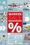 Schaffrath MARKEN SALE SCHAFFRATH % Januar 2018 KW03