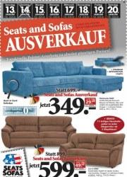 Seats and Sofas Seats and Sofas Ausverkauf Januar 2018 KW02