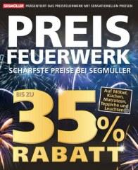 Segmüller Schärfste Preise bei Segmüller Januar 2018 KW03 23