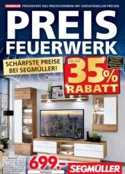 Segmüller Schärfste Preise bei Segmüller Januar 2018 KW03 25