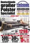 Trösser - Der Polstermöbel-Spezialist Deutschlands grosser Polster-Spezialist Januar 2018 KW03