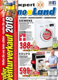 Techno-Land Großer Inventurverkauf 2018 Januar 2018 KW03