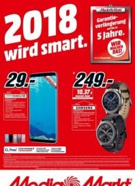 MediaMarkt 2018 wird smart Januar 2018 KW03