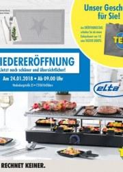 Tedi Wiedereröffnung in Ostfildern Januar 2018 KW04