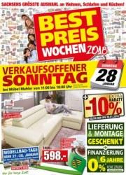 Möbel Mahler Siebenlehn Bestpreiswochen Januar 2018 KW04 1