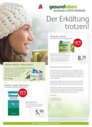 gesund leben Apotheken Der Erkältung trotzen Januar 2018 KW04 3