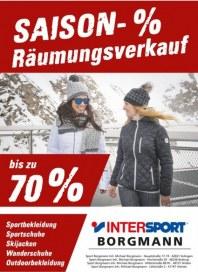 Intersport Saison-Räumungsverkauf Januar 2018 KW04 1