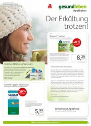 gesund leben Apotheken Der Erkältung trotzen Januar 2018 KW04 5