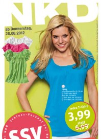 NKD Angebote KW 26 Juni 2012 KW26