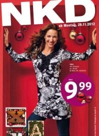 NKD Angebote KW 48 November 2012 KW48