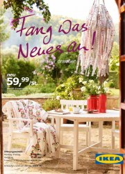 Prospekte-Ikea - Fang was neues an