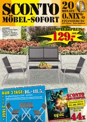 Sconto-SCONTO - Mbel-Sofort