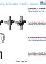 Prospekte Kunststoffartikel Sonderanfertigungen Juni 2013 KW25