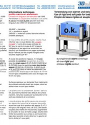 Prospekte Aluminium-Vierkantrohre Juni 2013 KW25